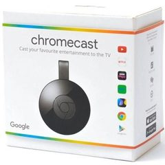 Chrome Cast 2 dispositivo de transmisión multimedia
